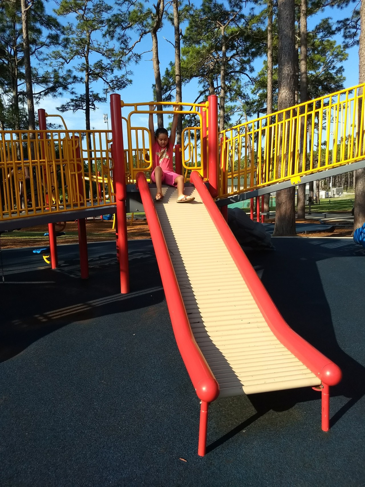 Hugh MacRae Park in Wilmington, NC