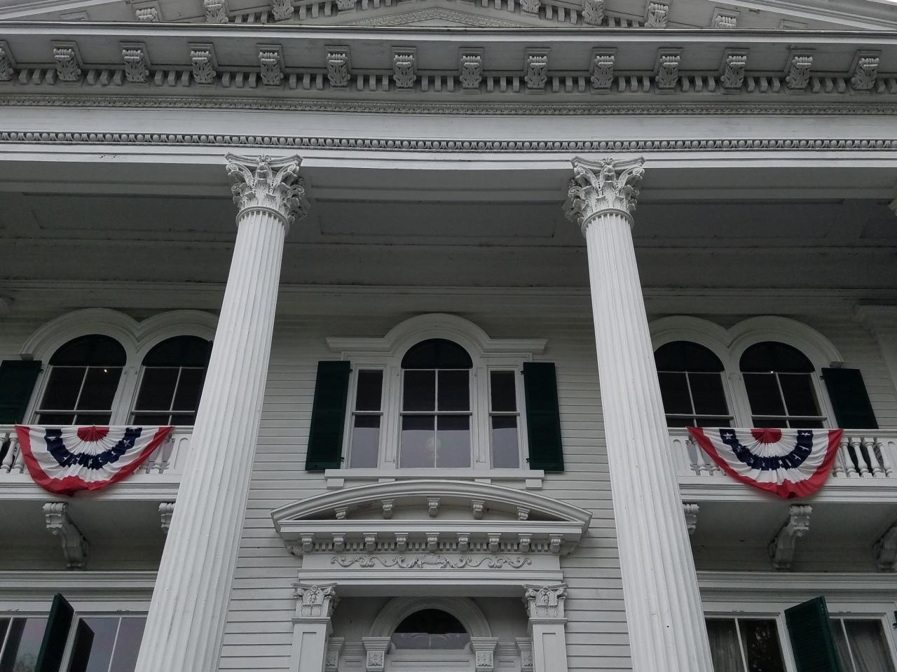 Bellamy Mansion in Wilmington, NorthCarolina
