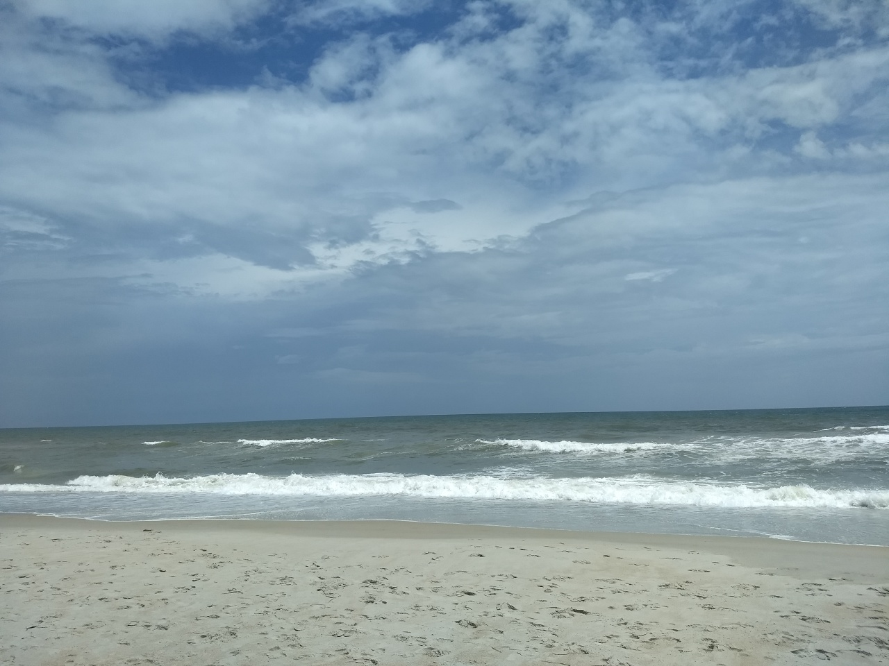 A Day at Wrightsville Beach