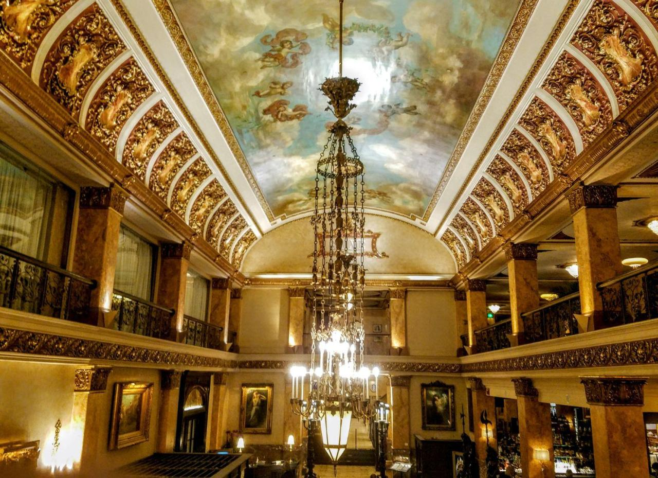 Pfister Hotel in Milwaukee, Wisconsin