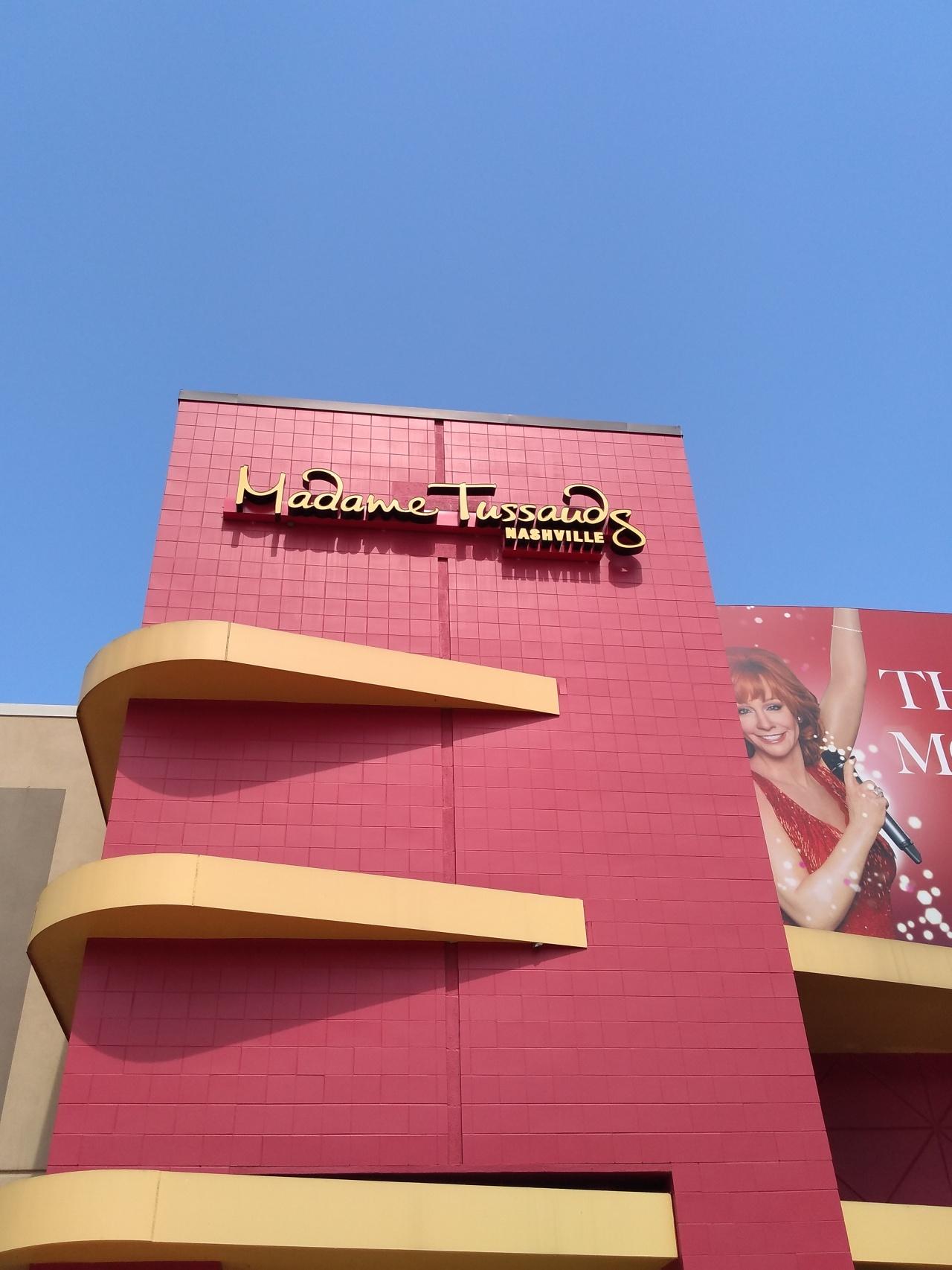 Madame Tussaud's Wax Museum Nashville,Tennessee