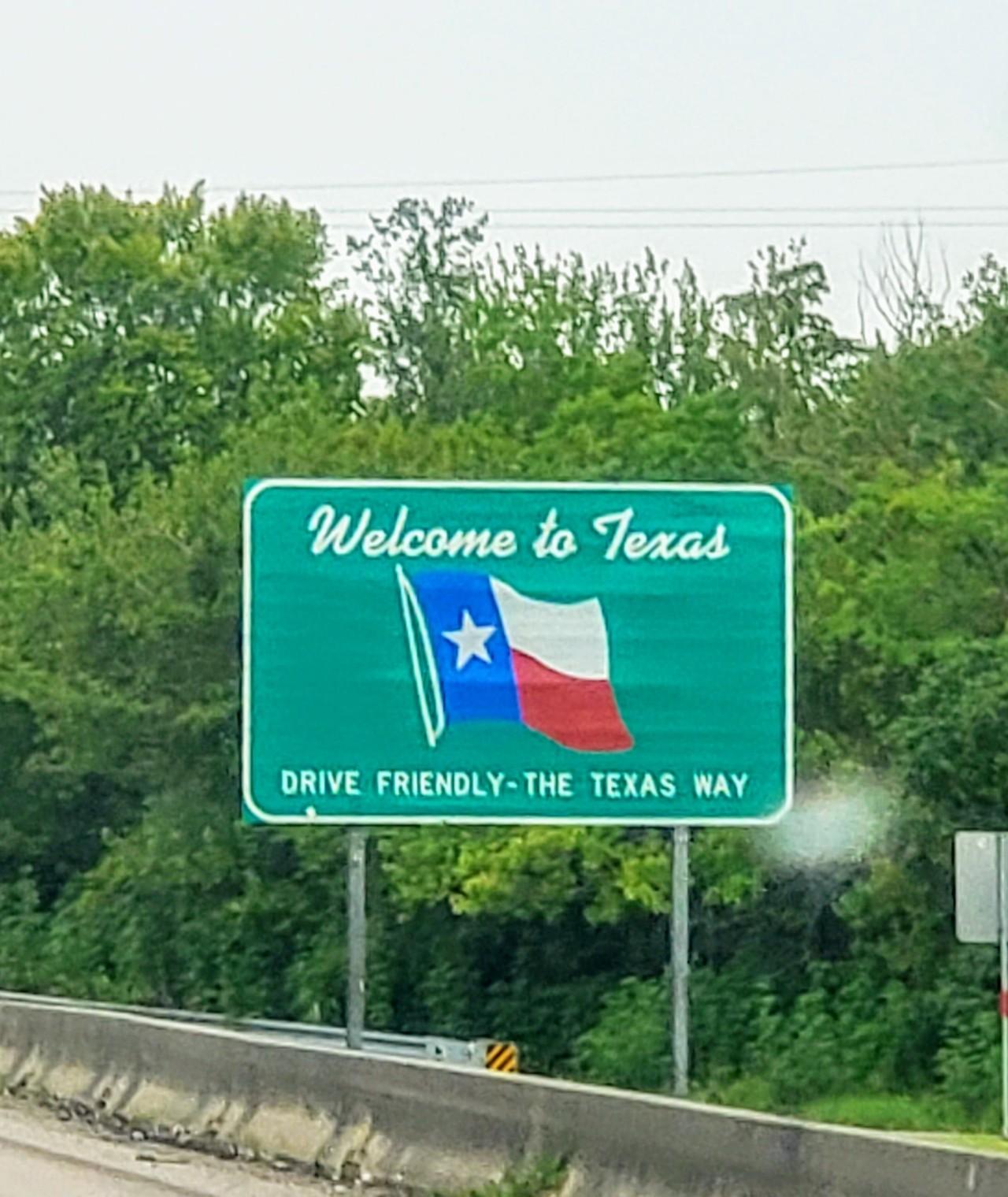 Headed to Texas