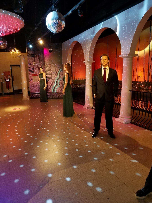 Madame Tussauds Wax Museum in Orlando,Florida