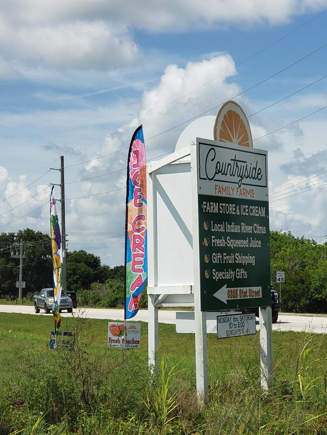 Countryside Family Farms in Vero Beach,Florida